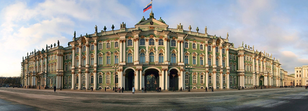 Winter Palace & Hermitage