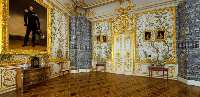 Chinese room of Alexander I