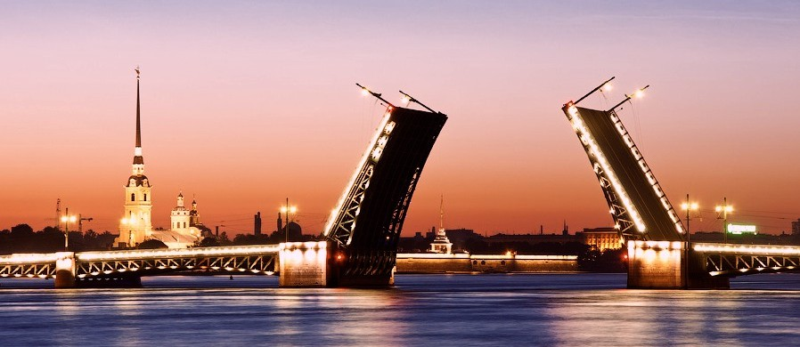Dvortsovyy bridge