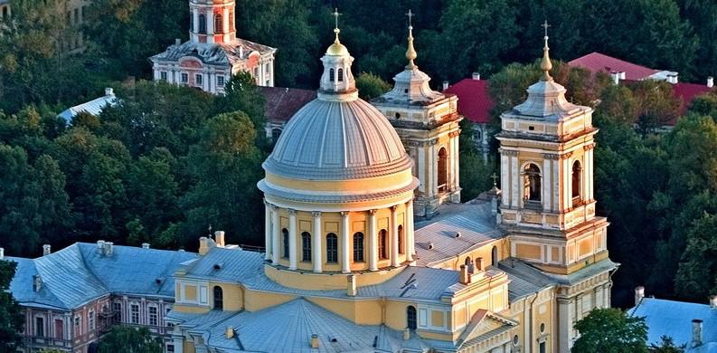 Alexander Nevsky monastery