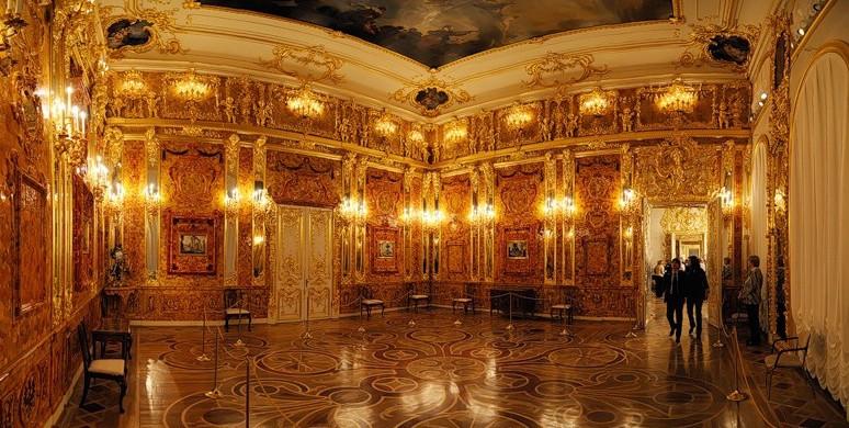 Tour to Catherine Palace