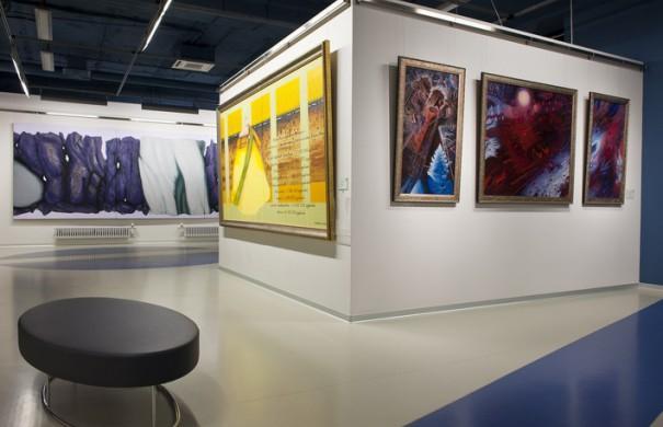 Tour to Erarta museum
