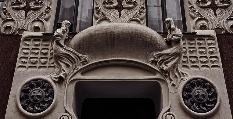 Art Nouveau in St Petersburg