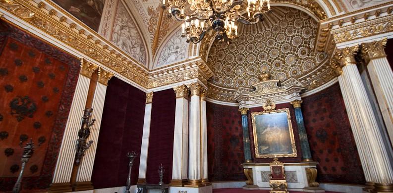 Tour to Hermitage