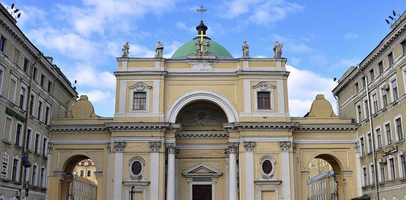 Tour to Catholic churches