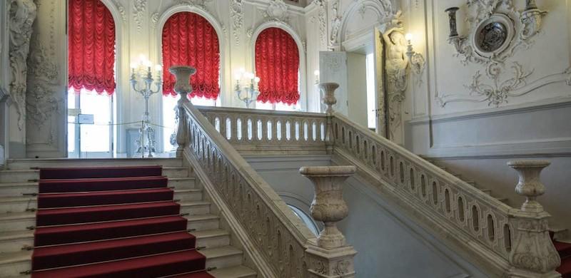 Gala staircase