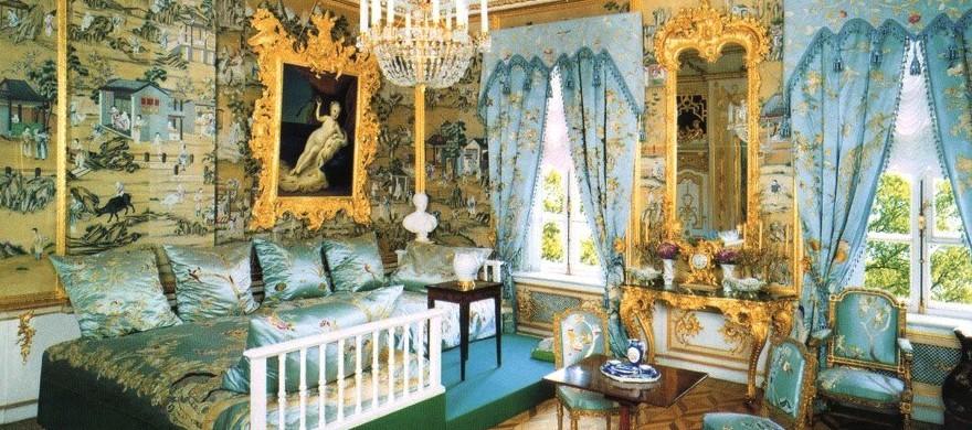 Divan room