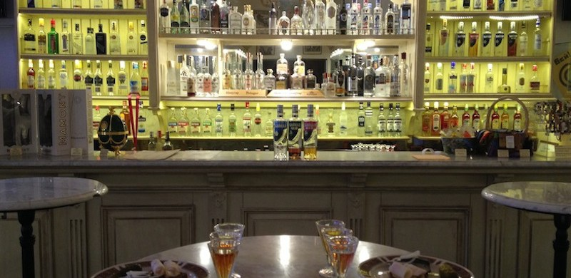 Bar with 30+ kinds of vodka